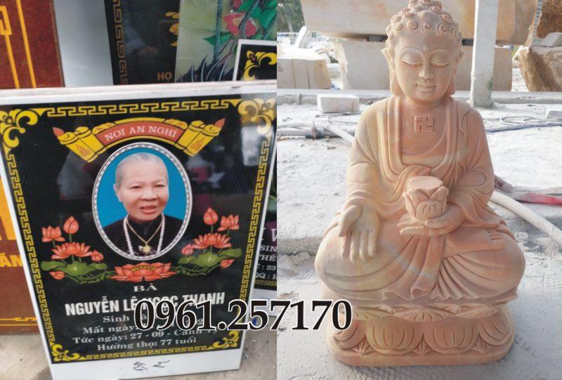 Tượng Phật thích ca.